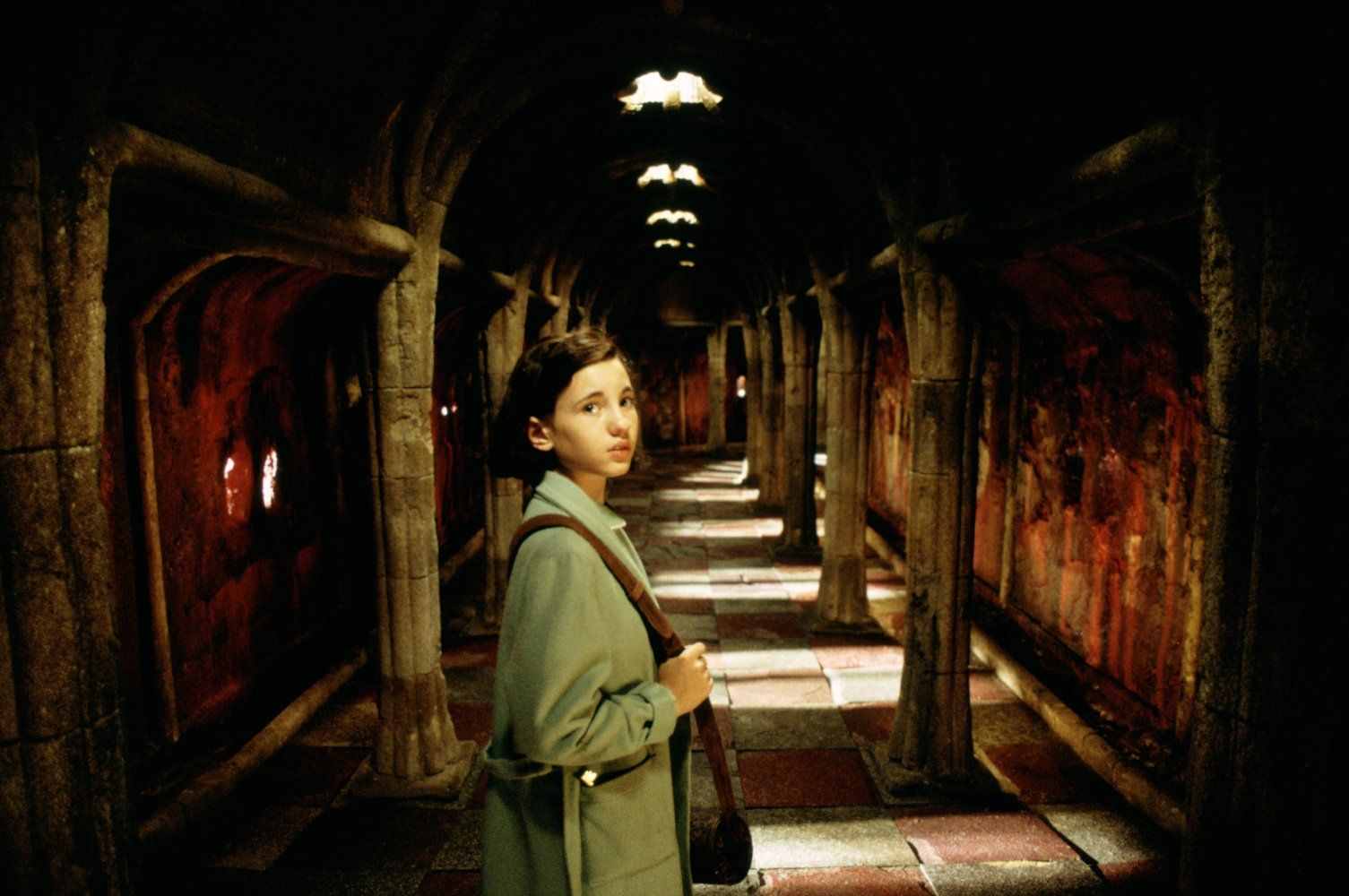 O Labirinto do Fauno (2006) ****  O Labirinto do Fauno é um filme mexicano e espanhol de 2006, do gênero suspense, dirigido por Guillermo del Toro.