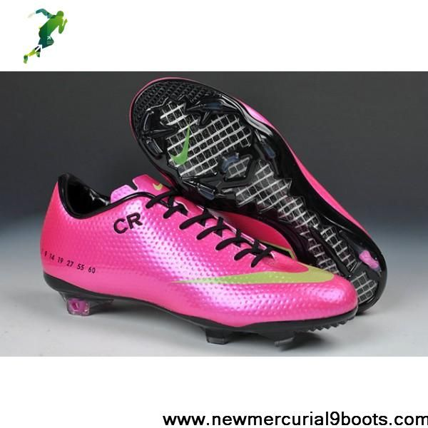 low priced d1b00 1d495 Limited Edition Nike Mercurial Vapor IX CR SE FG in Rose Green Black  Football Shoes For SaleFootball Boots For Sale