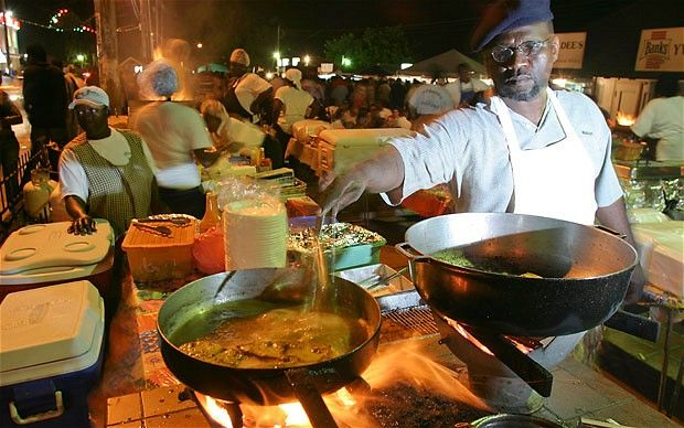 Experience barbados barbados and caribbean for Friday night fish fry near me