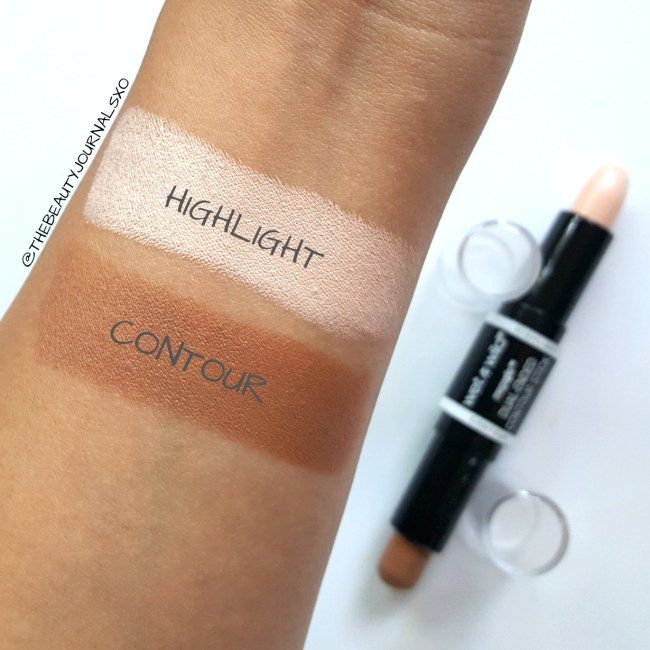 Wet N Wild Megaglo Dual Ended Contour Stick Swatches And