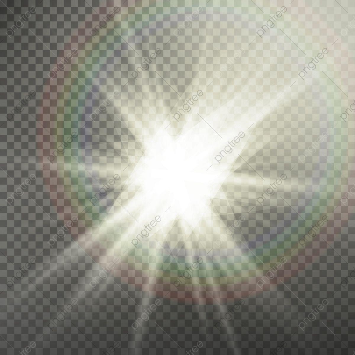 Luz Del Sol Destello De Lente Especial Efecto De Luz Destello De Luz Efecto Especial Aislado Sobre Fondo Transparente Ilustracion Vectorial Resumen Antecedent Fondo Transparente Ilustracion Vectorial Imagenes Abstractas