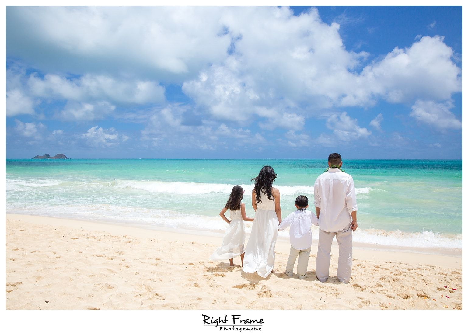 www.rightframe.net - Beautiful Destination Wedding Vow Renewal in ...