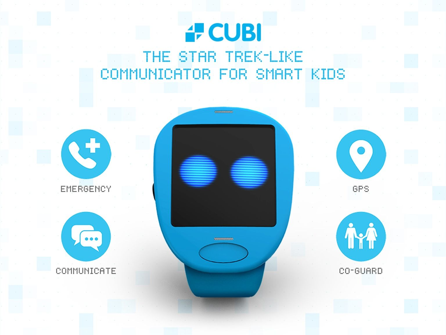 To build-up & strengthen the connection within family. A Smartwatch that has with Voice messages, GPS, Instant Emergency Alert and more