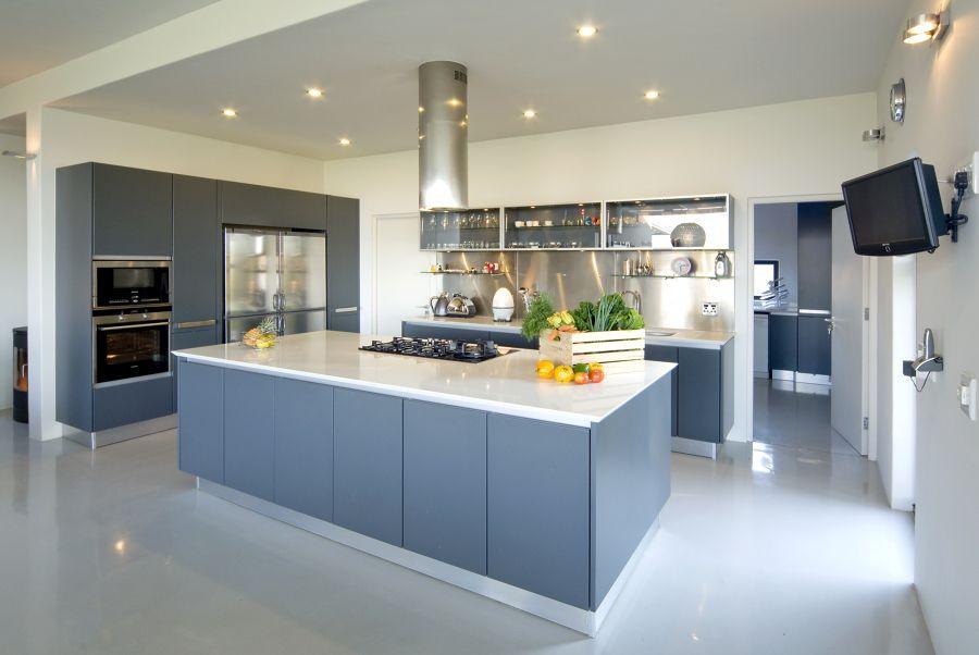 Porcelanato líquido branco na cozinha | decor | Pinterest ...