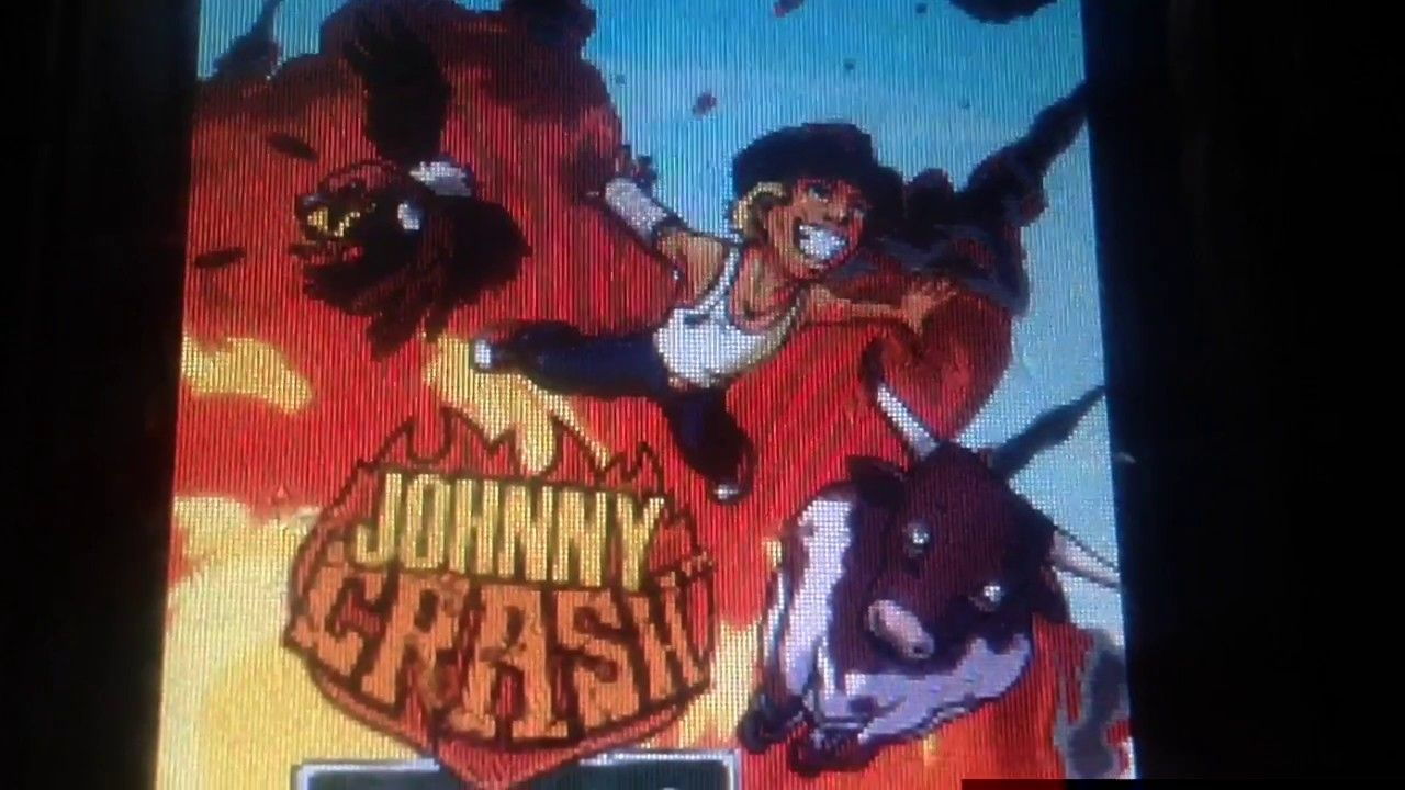 Johnny Crash Texas Juegos Retro Trucos Celulares Viejos