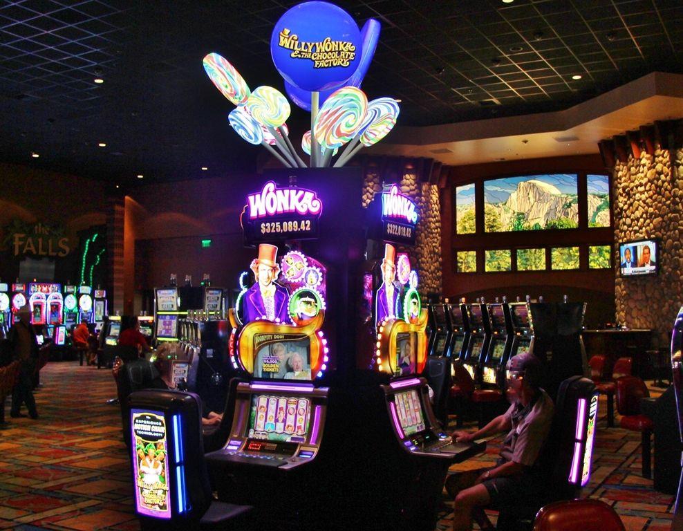 Willy wonka casino slots office of problem gambling