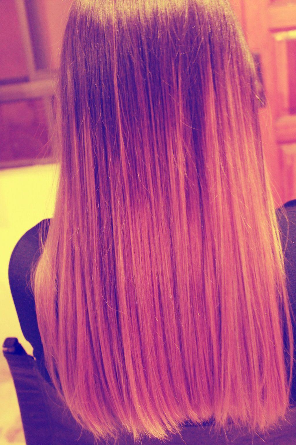 Ombré Hair DIY #FDIY / ¿cómo hacer mechas californianas? www.headbandproject.com #Hairstyles