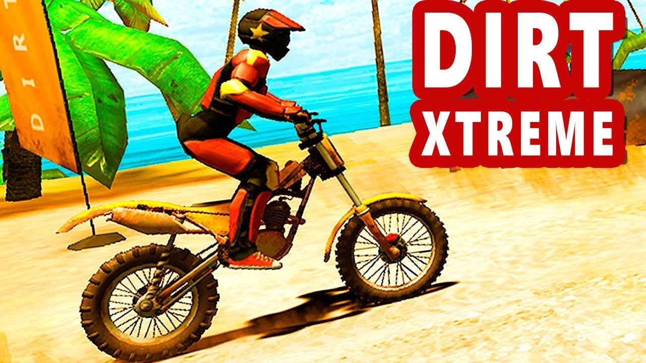 Dirt Xtreme Games Play Racing Games For Android Bike Games