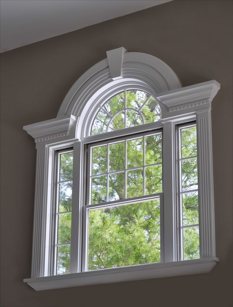 Window Trim Ideas Exterior Styles Outside Craftsman Style Rwc Window Design Window Trim Exterior Moldings And Trim