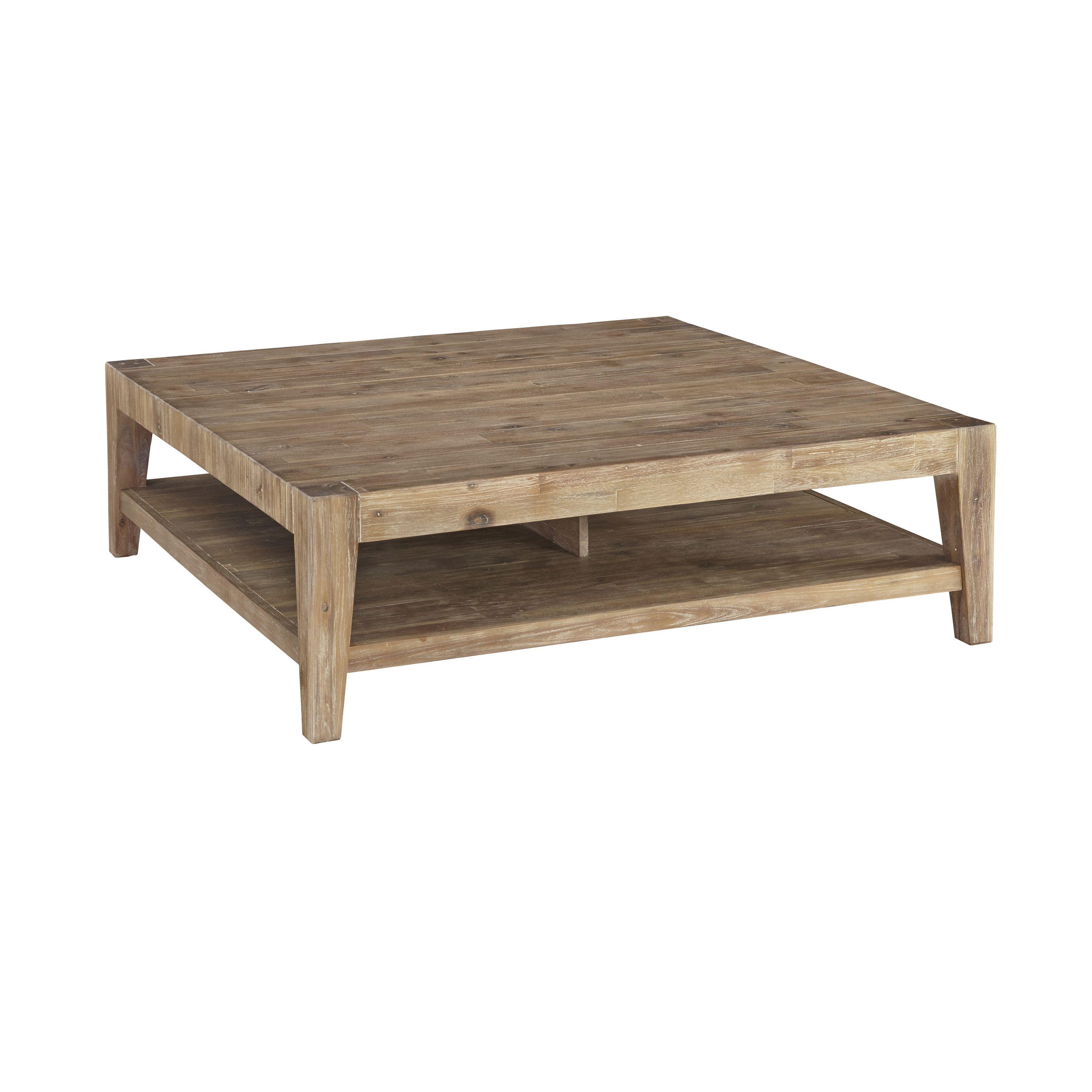 Casana Furniture Company Tyler Coffee Table Square Wood Coffee Table Brown Coffee Table Coffee Table Farmhouse [ 3300 x 3300 Pixel ]
