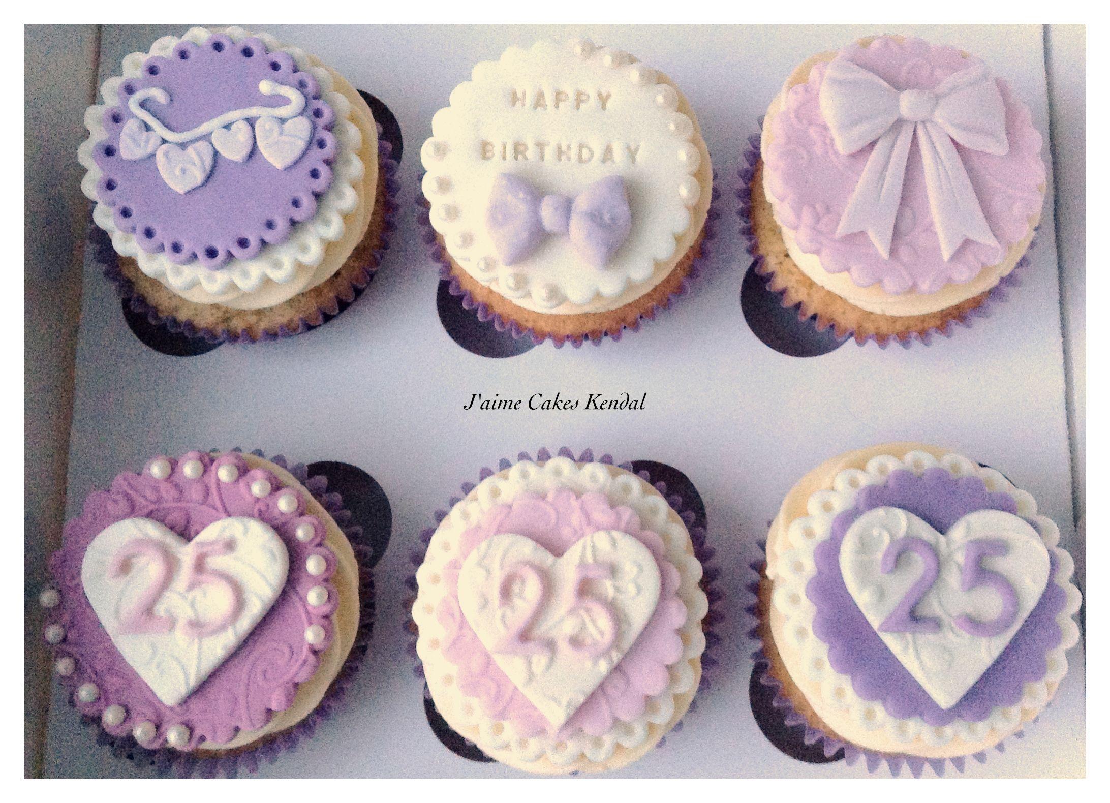 Strange 25Th Birthday Cupcakes 14Th Birthday Cakes Birthday Cupcakes Birthday Cards Printable Nowaargucafe Filternl
