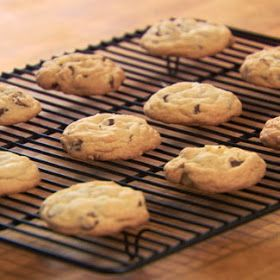 DIY with Mrs. Koone: Thick, Chewy Chocolate Chip Cookies