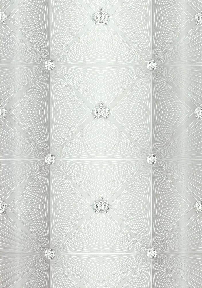 54841 Design Tapete Von Harald Gloockler Mit Diamantenmotiv In