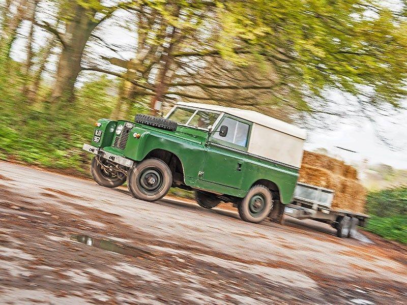 Forging ahead with a hard-working Series IIA   LRO.com UK