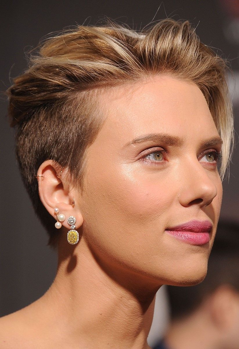 23 Best Celebrity Hairstyles For Short Hair In 2020 Oval Face Hairstyles Celebrity Hairstyles Hair Styles