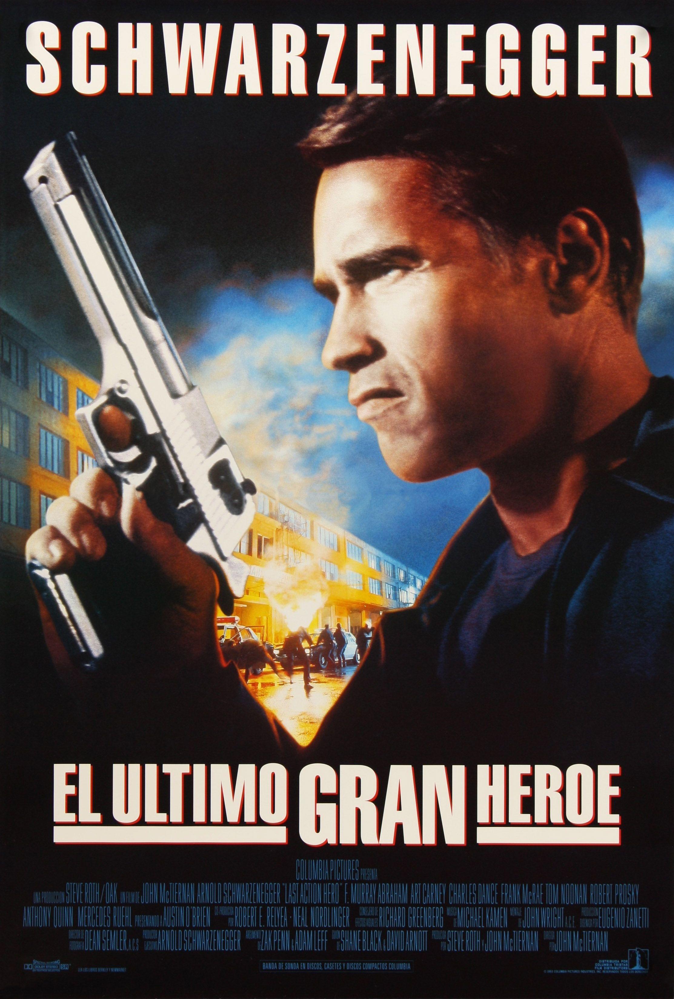 El Ultimo Gran Heroe Películas Completas Heroe Peliculas