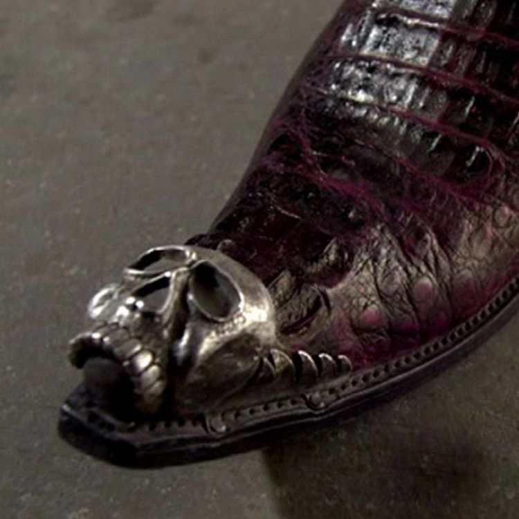Skull Boot Tips | Call saul and Breaking bad