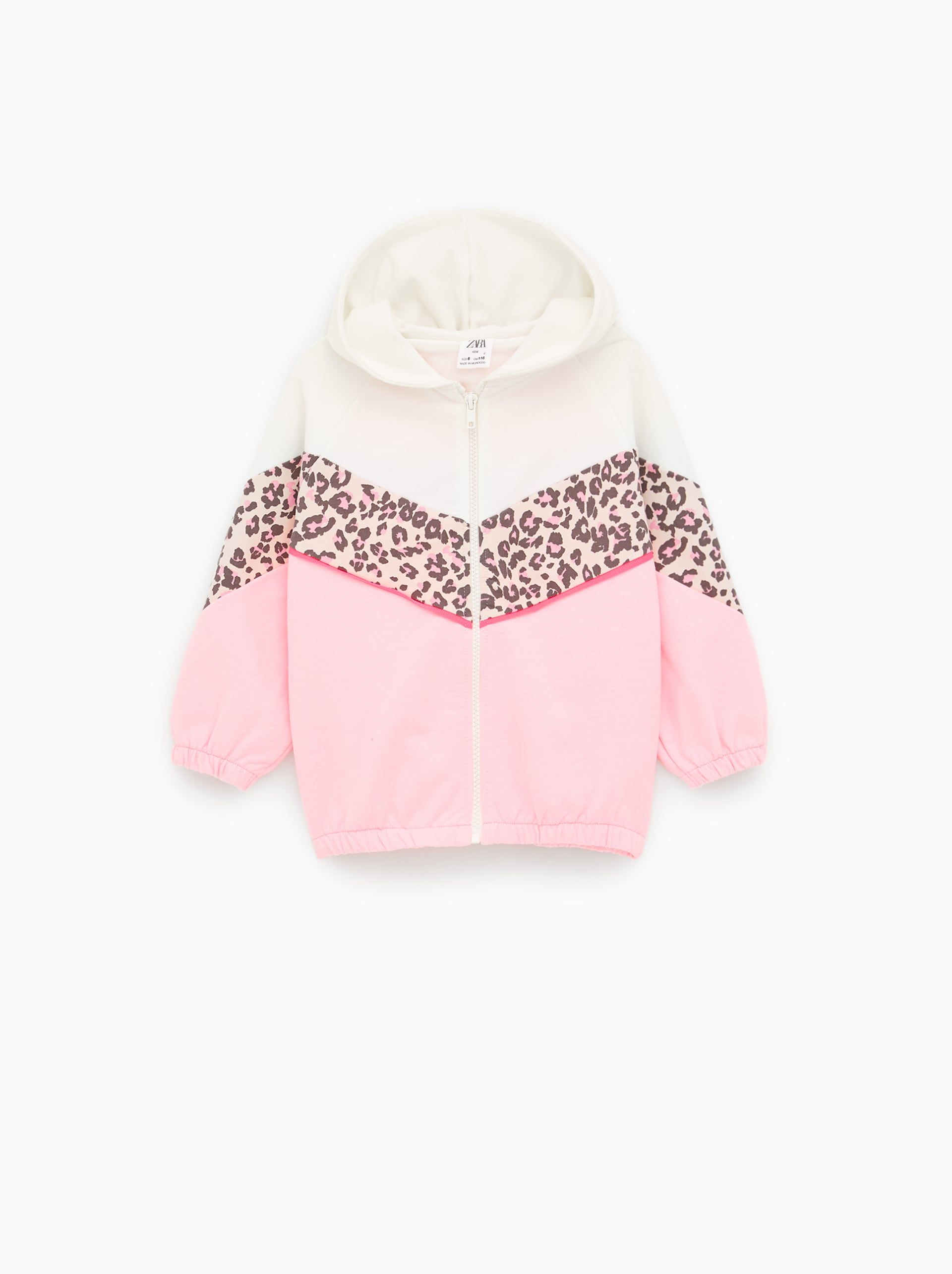 Girls Sweatshirts New Collection Online Zara United States Modestil Zara Mode Zara