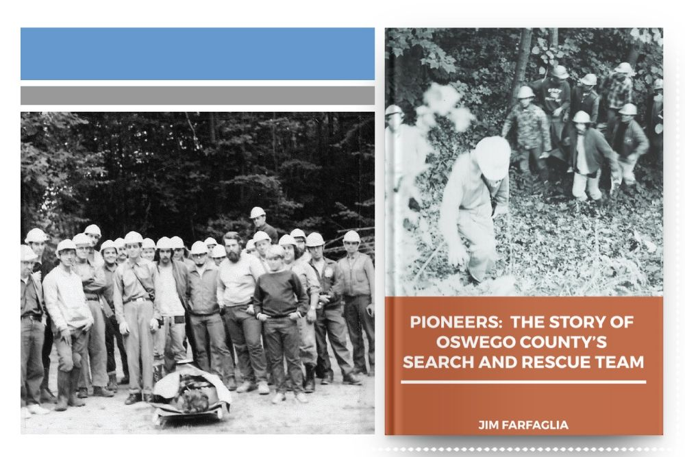 Oswego County Search and Rescue Book