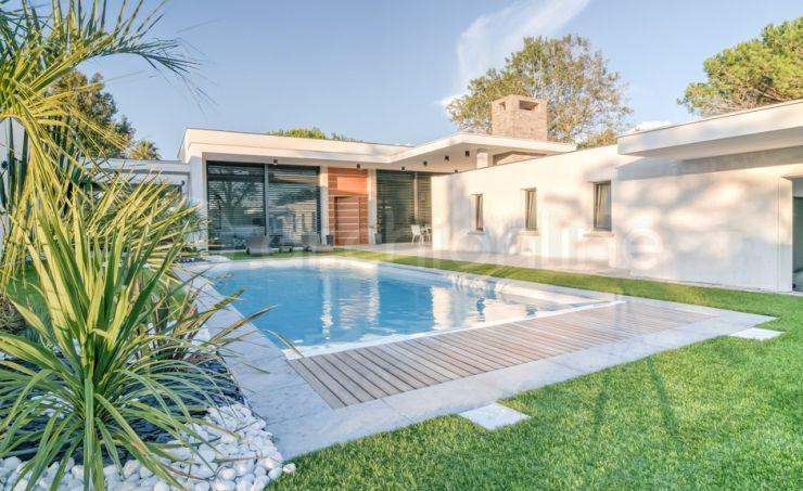 Maison Grau du Roi  une maison Moderne conçue par l\u0027architecte