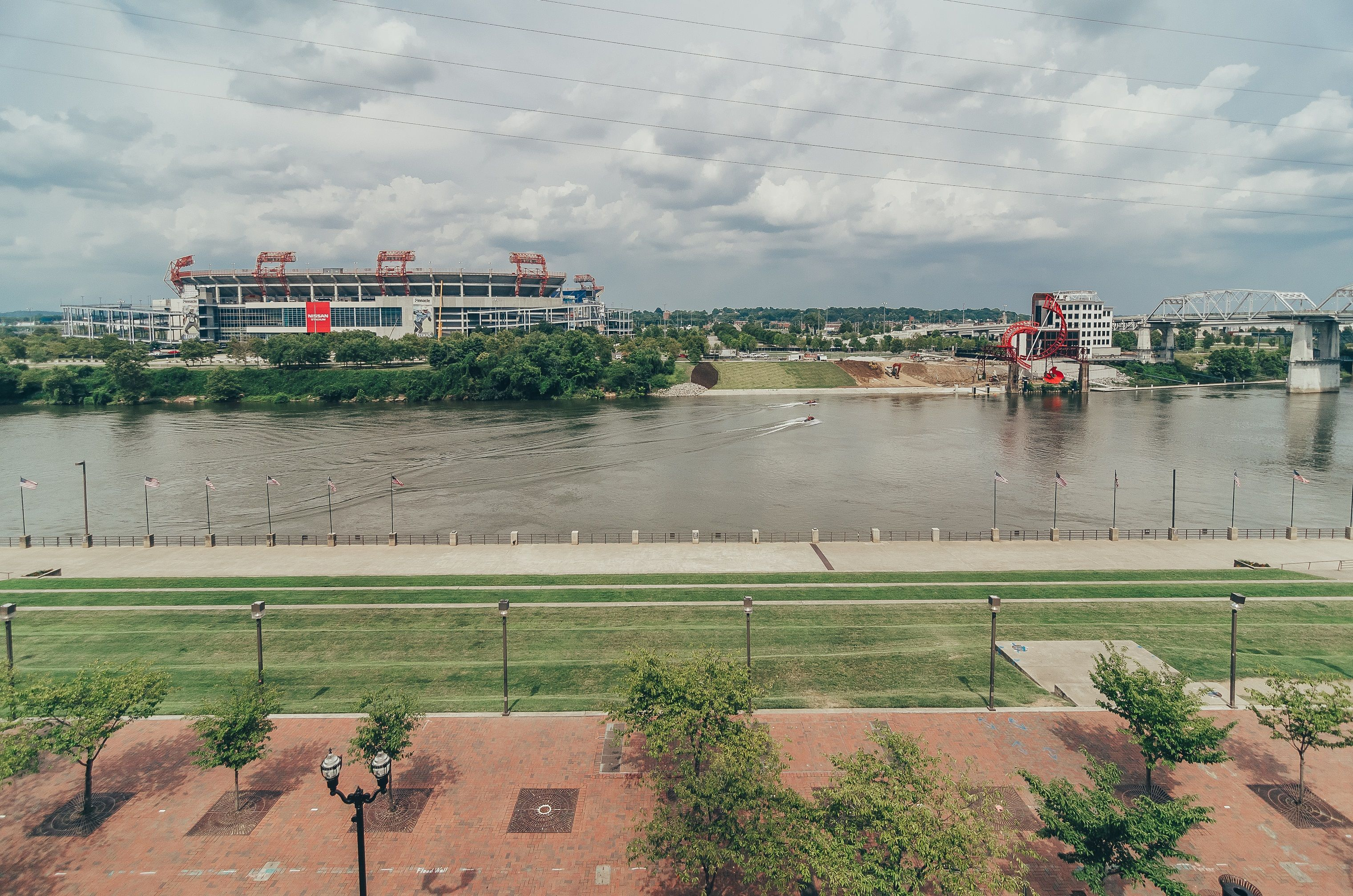 Nashville Tn Event Photography Corporate Conventions: Our 3rd Floor Event Space Overlooks Nissan Stadium, Aka