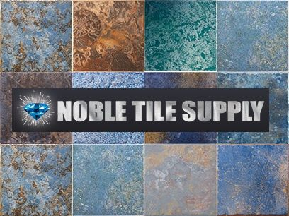 Noble Tile has over 25 years of providing the pool industry with superior service and products. Since 1987 Noble Tile Supply has been distributing swimming pool tile and many other pool and spa construction materials.