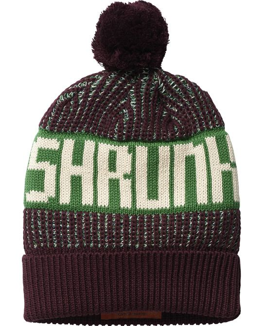 Stay warm and wear this super cool Scotch \'Shrunk\' colourful knitted ...