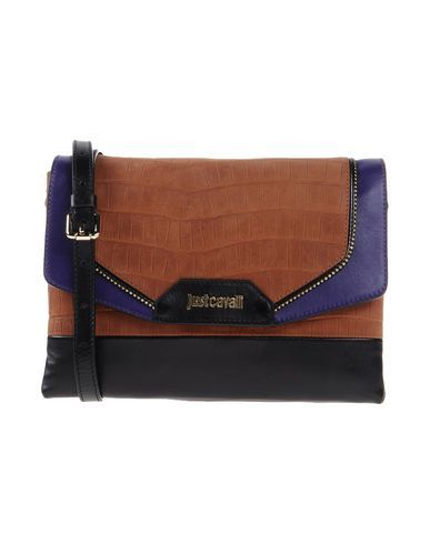 JUST CAVALLI Handbag. #justcavalli #bags #shoulder bags #clutch #leather #hand bags #