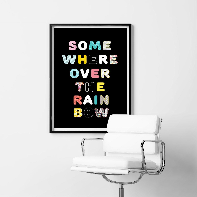 0c08a33163b6cae61ee2322599ae891f Verwunderlich so where Over the Rainbow Dekorationen