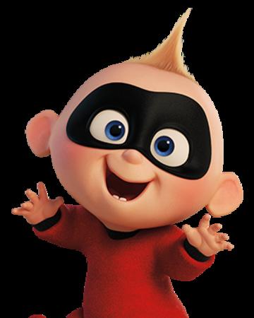 I2 Jack Jack Png Personagens Pixar Zeze Os Incriveis Os Incriveis