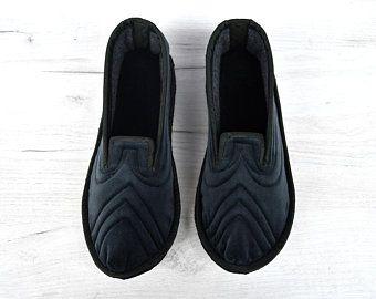 Photo of Pantofole velluto uomo