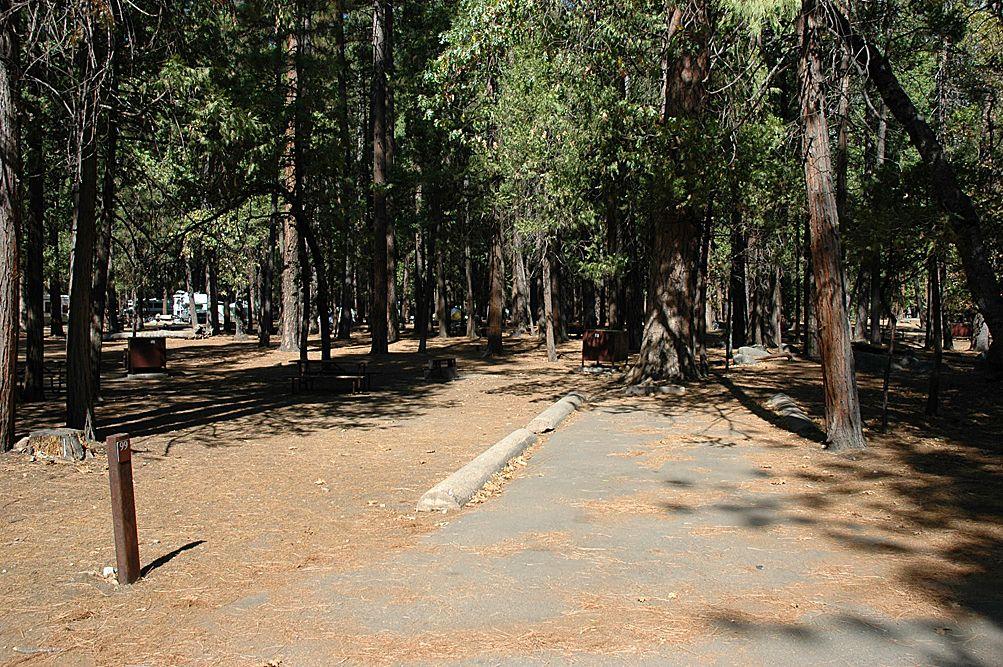 Upper Pines - Campsite Photos, Campsite Availability ...