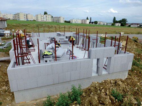 La solution globale Euromac2 pour construire une maison passive ou