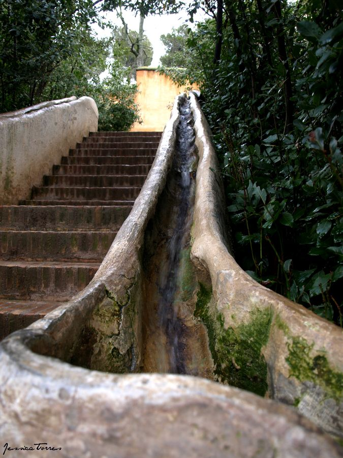Alhambra irrigation