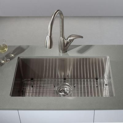 Pin On Kitchen Remodel 16 gauge undermount stainless steel sink