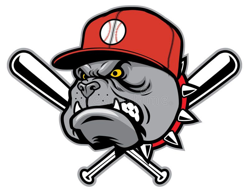 Bulldog As A Baseball Mascot Vector Of Bulldog As A Baseball Mascot Sponsored Paid Ad Baseball Vector Mascot Bul In 2020 Baseball Mascots Mascot Bulldog
