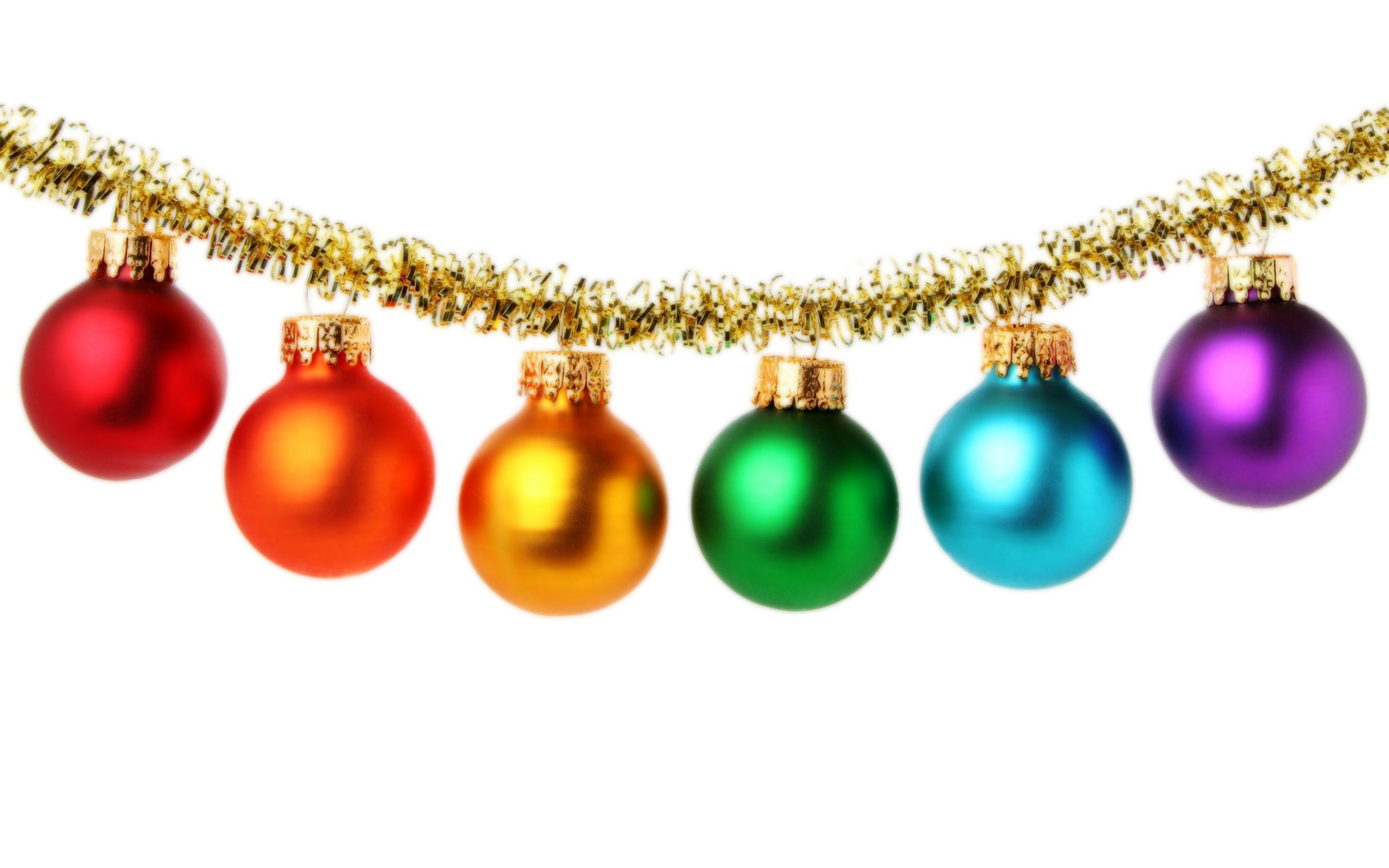 Christmas Decorations | Name:colorful christmas balls decoration.jpg