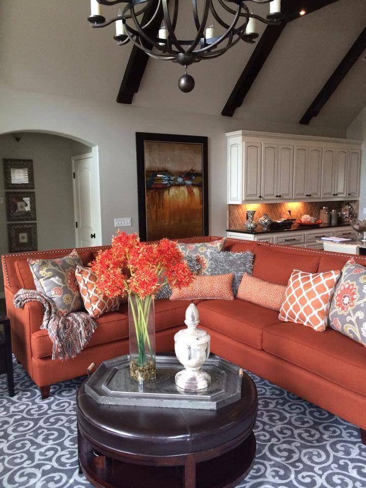 Beautiful Living room Complete Design by Melissa Engelke ...