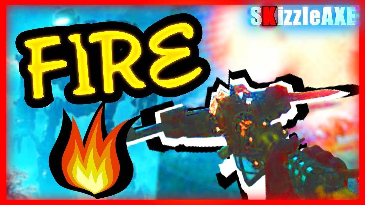 FOR DLC 5 'FIRE STAFF' ORIGINS Tutorial - How To Build FIRE