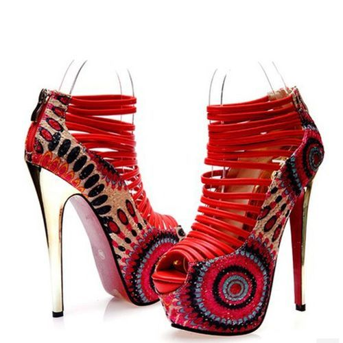 1000  images about High Heel Sandals on Pinterest