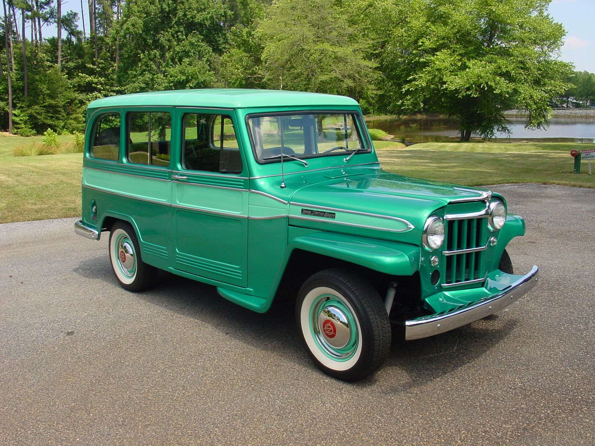 1960 Willys JEEP Station Wagon....omg. I have searched for 3 years ...