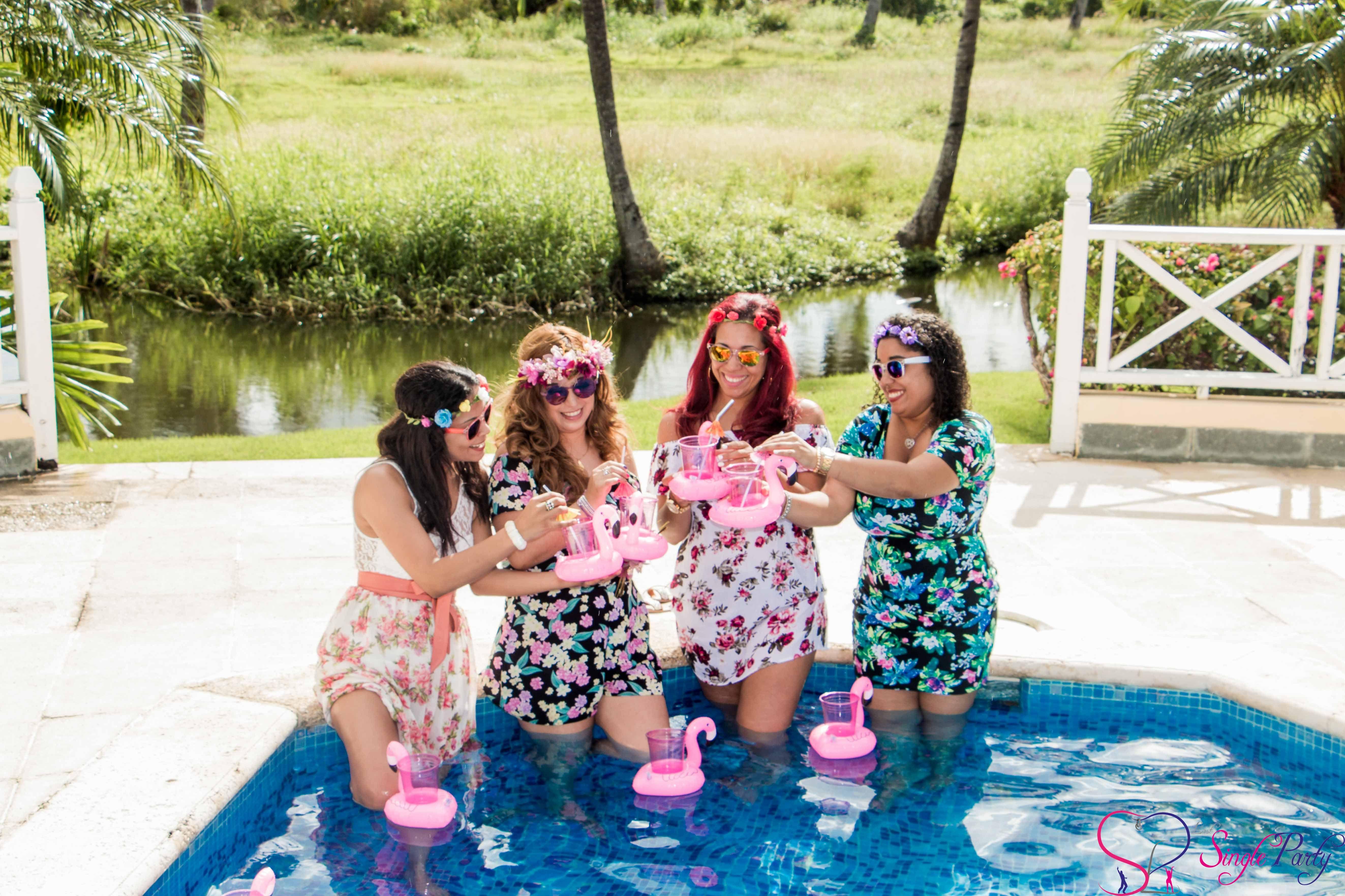 Pool Party Bachelorette Party Bachelor Party Bavaro Punta Cana Dominican Republic Lastsinglepart Bachelor Party Bachelorette Party Pool Party Bachelorette