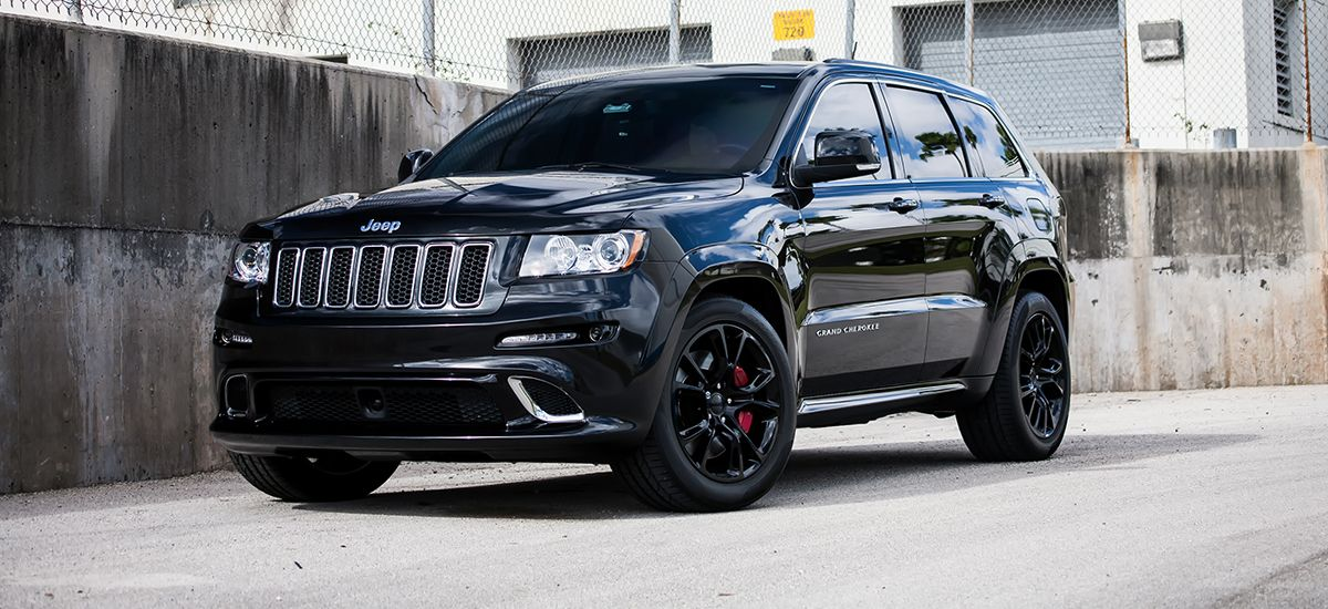 Customized Jeep Grand Cherokee Srt8 Exclusive Motoring Miami