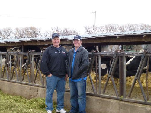 Hal & Devin Olsen - Generations on the Farm