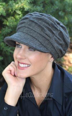 158fd07350f0bf Gathered Newsboy Hat | Fall & Winter Hats for Women | HAIR, HEAD ...