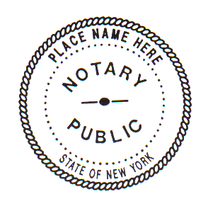 Is Notary Public Seal Required Legal Seal Stamp Public