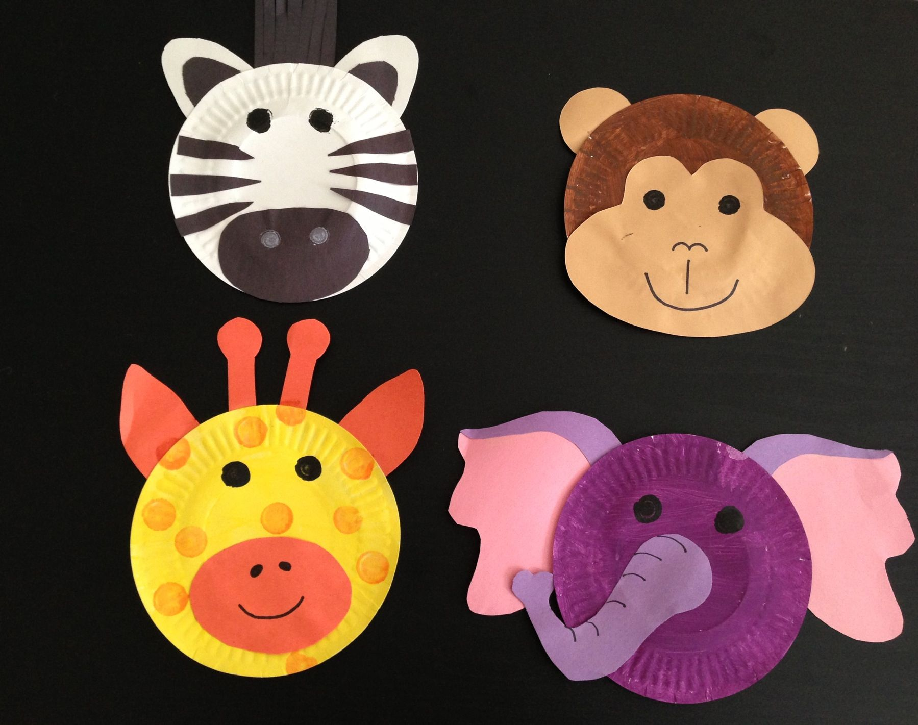 safari theme for preschool safari theme crafts paint plates construction paper 936