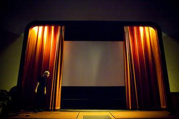 Wilton Town Hall Theatre not giving in to digital demands