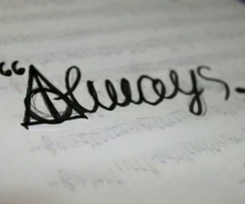 always:') reliquias de la muerte, harry potter, perfect(y) always and forever:D<3