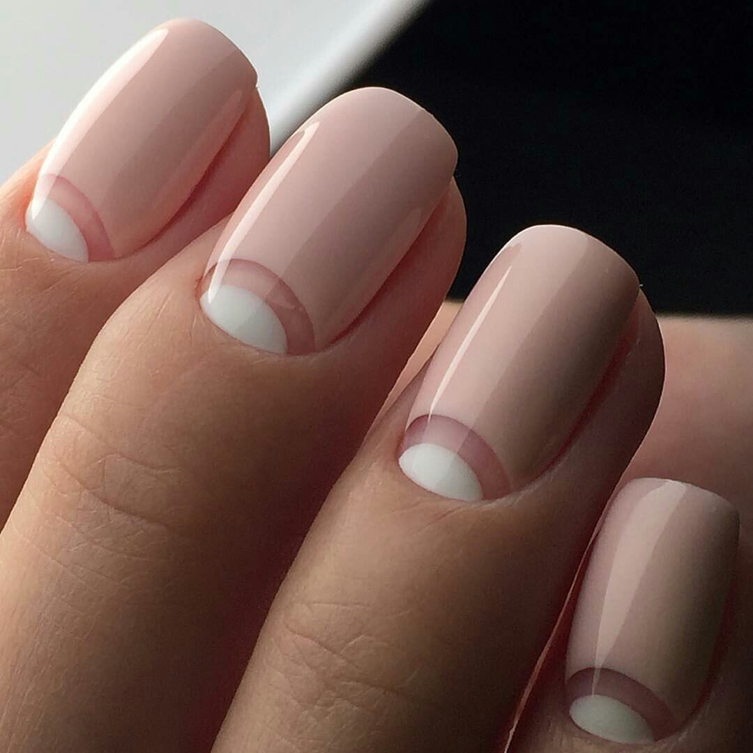 Cute negative detail - nice soft colours | Nails | Pinterest | Nice ...